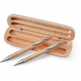 Set de bolígrafo y lápiz Démoin