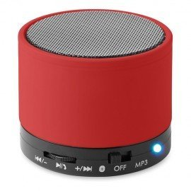 Altavoz Bluetooth Round Bass